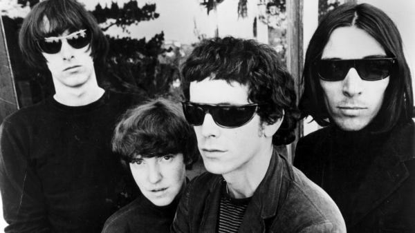 velvet underground group photo